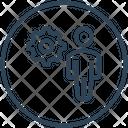 Seo User Setting Icon