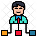 Manager Administrator Dispatcher Icon