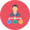 Hierarchy Manager Organization Icon