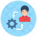 Manager Administrator Controller Icon