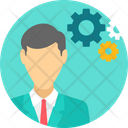 Business Setting Security Icon
