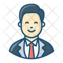 Manager Clerk Accountant Icon