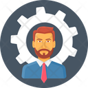 Business Setting Configuring Focus Setting Icon