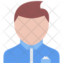 Hairstyle Style Shirt Icon