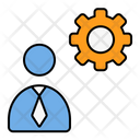 Administrator Admin Manager Icon