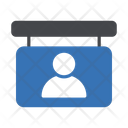 Manager Room Tag Icon