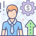Manager Business Managermemployee Worker Icon