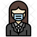 Manager Profession Suit Icon