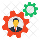 Manager Director Supervisor Icon
