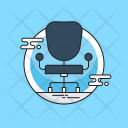Manager Chair Icon