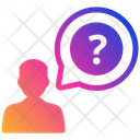 Manager Confusion Icon