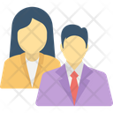 Business Buddies Business Partners Colleagues Icon