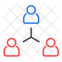 Managment Business Time Icon