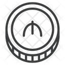 Azerbaijani Exchange Azn Icon