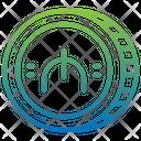 Manat Coin Icon