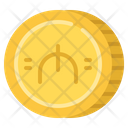 Manat Cash Coin Icon