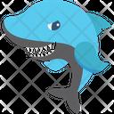 Animal Manatee Sea Cow Icon