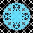 Flower Indian Mandala Icon