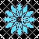 Mnadala Indian Mandala Icon