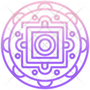 Mandala Religion Spritual Icon