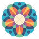 Flower Floral Ornament Icon