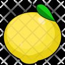 Mandarine Tangerine Icon