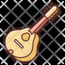 Mandolin Musical Instrument Music Icon