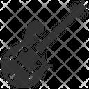 Mandolin Acoustic Guitar Icon