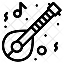 Mandolin Icon