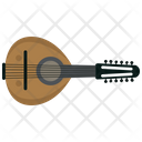 Mandolin Guitar Icon