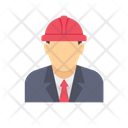 Manger Engineer Supervisor Icon