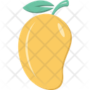 Mango Fruit Stone Fruit Icon