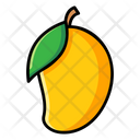 Mango Fruit Ripe Mango Icon