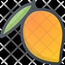 Mango Fruit Health Icon
