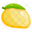 Mango Fruit Healthy Food Icon