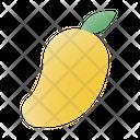 Mango Fruit Vitamins Icon