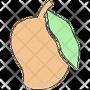 Mango Mango Fruit Fruit Icon