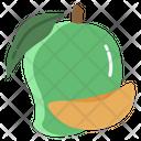 Mango Fruit Food Icon