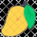 Mango Tropical Fruit Summer Fruit Icon