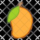 Mango Fruit Edible Icon