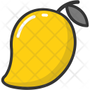 Mango Fruit Juicy Icon