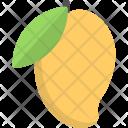 Mango Summer Fruit Icon