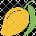 Mango Fruit Fresh Icon