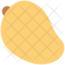 Mango Fruit Fleshy Icon