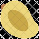 Mango Half Fruit Icon