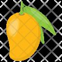 Mango Yellow Ripe Icon