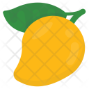 Mango Juicy Ripe Icon