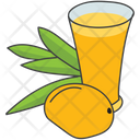 Mango Drink Icon