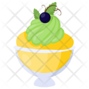 Mango Ice-cream Icon