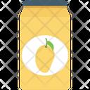 Mango Jam Mango Mango Preserved Icon